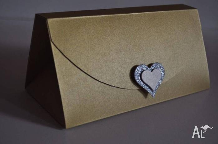 handmade clutch bag for gift x 12
