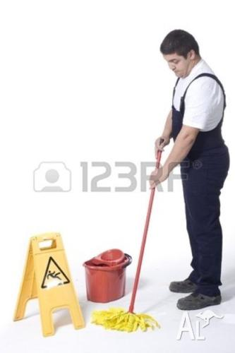 handy man and cleaner $10 per hour start ASAP