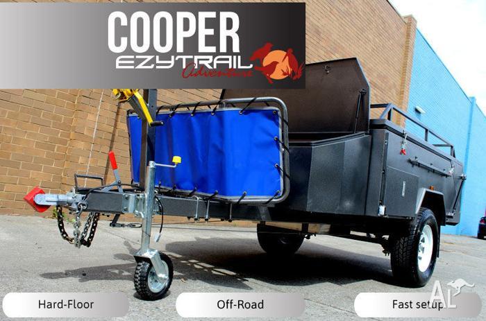 Hard-Floor Camper ON SALE NOW! : Cooper