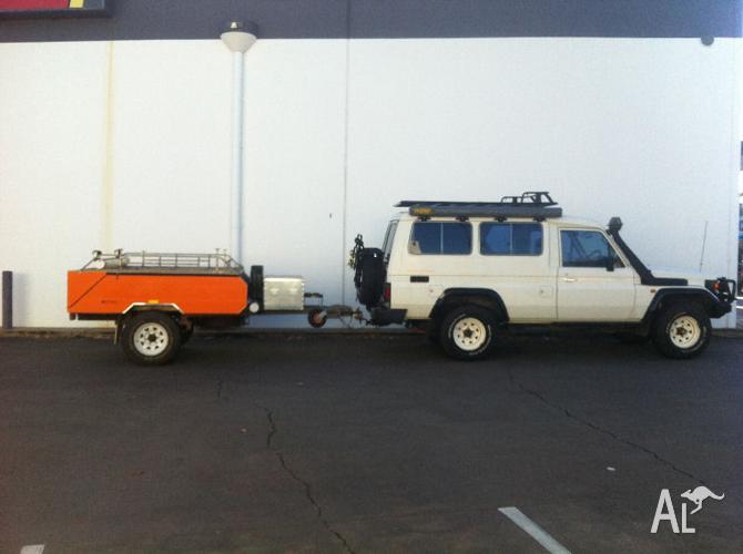Lastest Hard Floor Camper Trailers For Sale In Perth WA