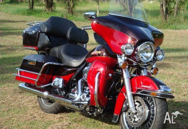 HARLEY-DAVIDSON FLHTK Ultra Classic Limited  2010