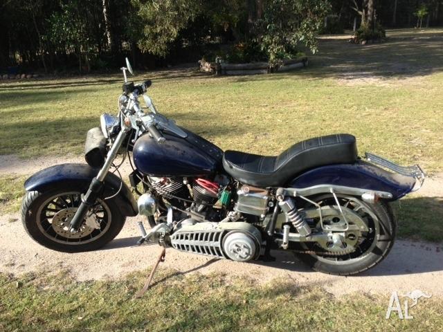 Harley Davidson 1978 FXE Shovelhead for Sale in ALICE CREEK