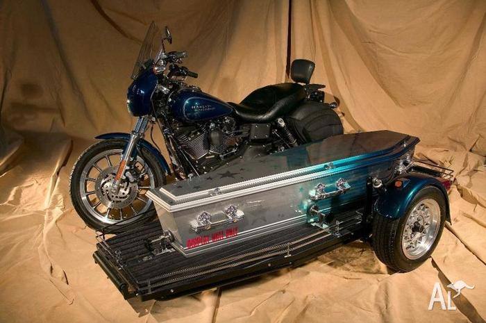 Harley Davidson 2001 Fxdxt With Premier Sidecar For Sale