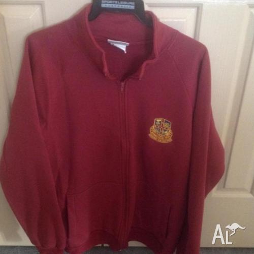 Hawkesbury High School zip up jacket