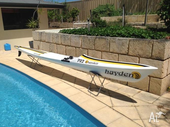 Hayden Pr2 Surf Ski Very Good Condition For Sale In Beldon