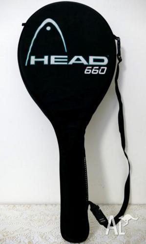 Head 660 Genesis 4 1/2 Tennis Racquet Made in Australia