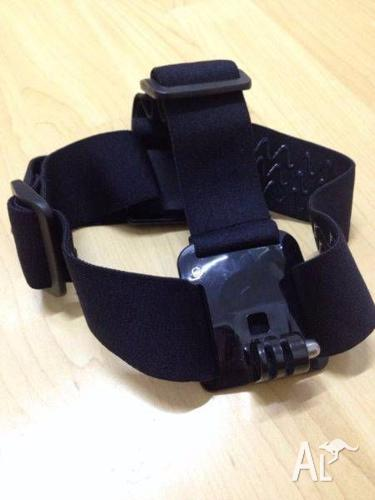 Head Strap Mount for GoPro & Kaiser Baas Cameras
