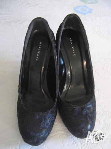 Heatwave Shoe - Black