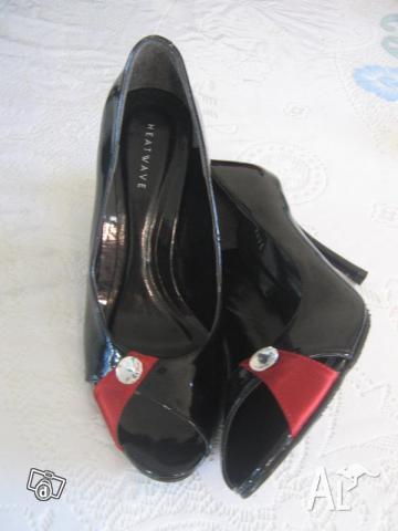Heatwave Shoe - Red