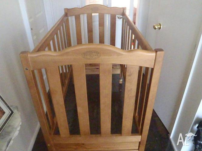 Heirloom Baby Cot For Sale In Old Reynella South