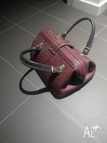 HENSELITE BOWLS BAG