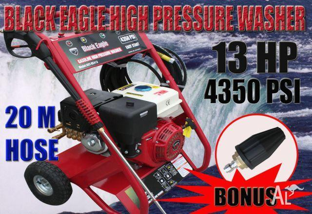 High pressure washer water cleaner 13HP 43500PSI