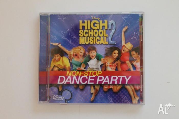 High School Musical 2 Non Stop Dance party album