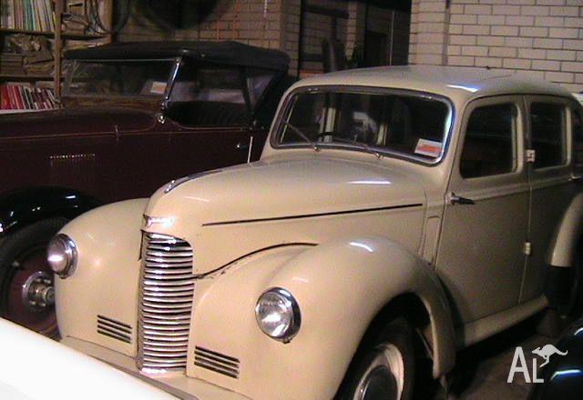 Hillman Minx  1948