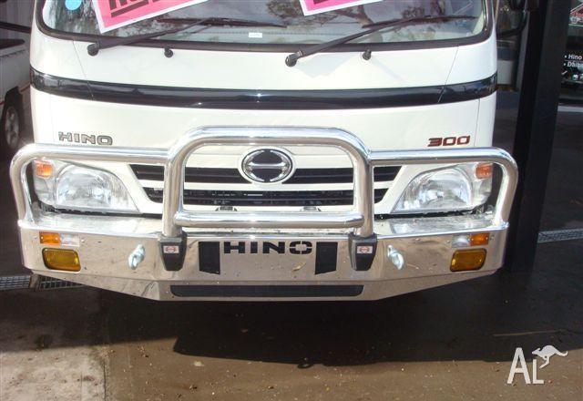Hino BullBar