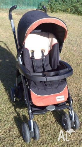 HiPod Aspen stroller in immaculate condition