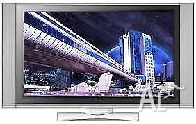 Hitachi 37PD7800TA 37'' Plasma TV + HD DIGITAL SET TOP