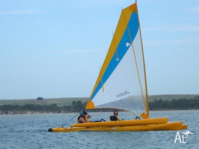 HOBIE 2-seater 5.4 metre Tandem Adventure Island
