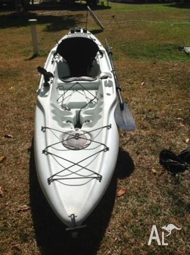 Hobie Mirage Outback Fishing Kayak