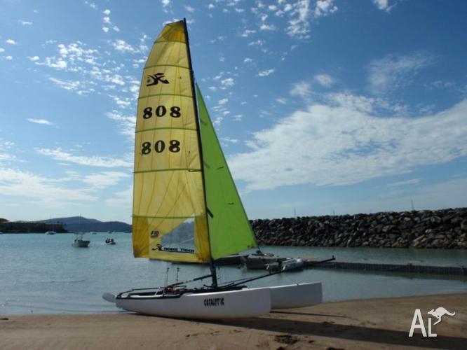 Hobie tiger (F18) Catamaran