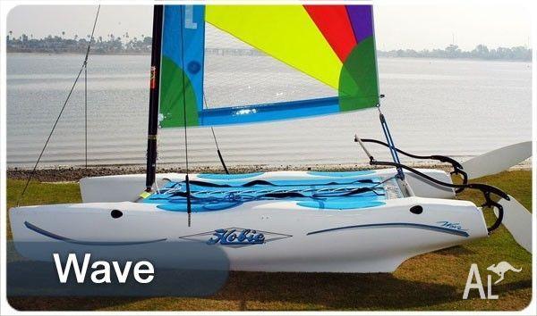 Hobie Wave Catamaran 13