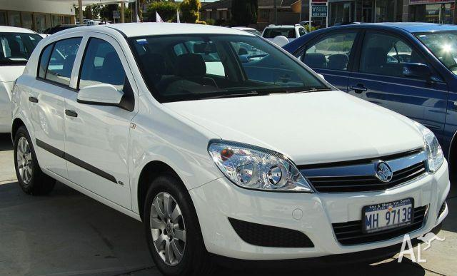 HOLDEN ASTRA CD AH MY07   2007