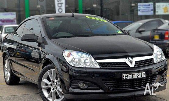 HOLDEN ASTRA TWIN TOP AH MY08   2007