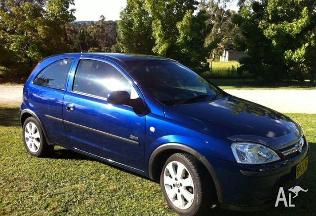Holden Barina Xc My05 2004 For Sale In Camden New South