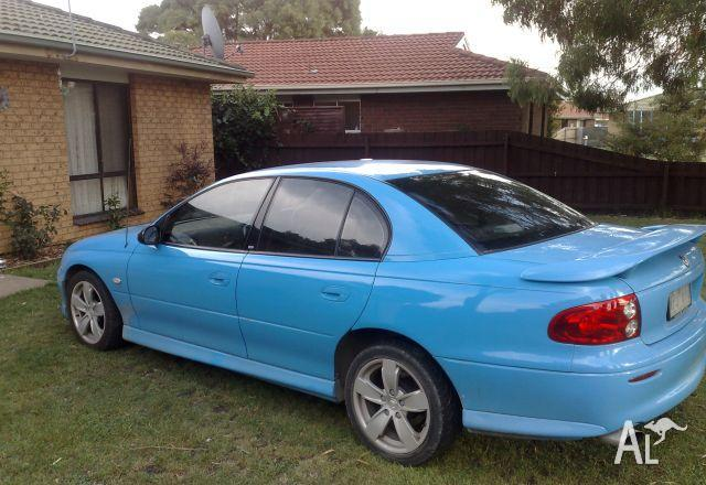 HOLDEN BERLINA VT   1998