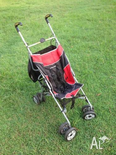 Holden Brand Stroller