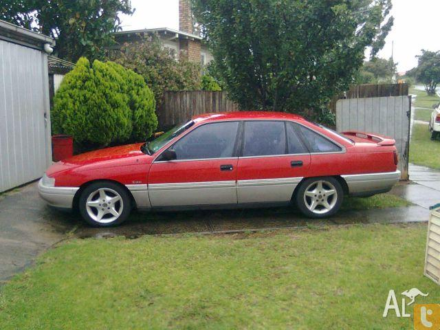 HOLDEN CALAIS VN 1990 AUTO SEDAN V6 265000kms