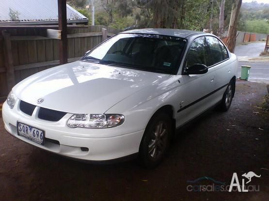 Holden Commodore Executive VX (2001) for Sale in WODONGA