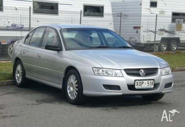 Holden Commodore Executive Vz 2005 For Sale In Gepps Cross