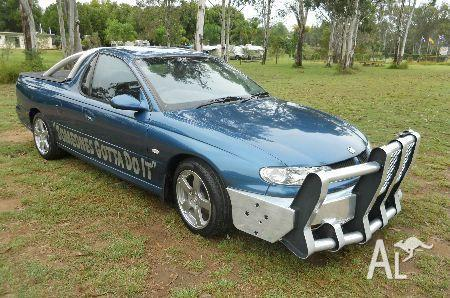 HOLDEN COMMODORE S VUII   2002