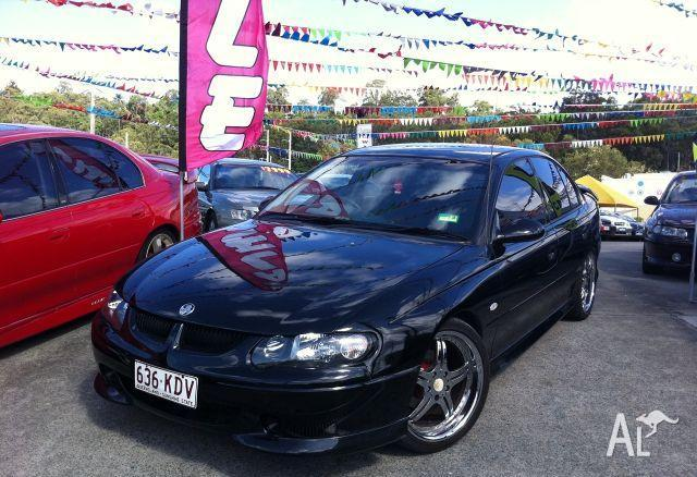 HOLDEN COMMODORE SS VX 2000 for Sale in BURLEIGH HEADS, Queensland