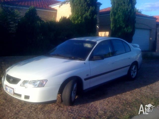 Holden Commodore (Supercharged) -02 for Sale in BASSENDEAN, New