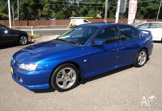 HOLDEN COMMODORE SV6 VZ MY06 2006 for Sale in RYDE New South