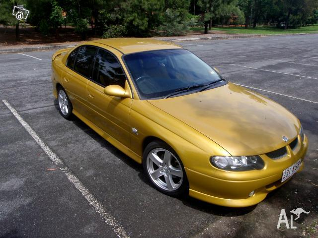 Holden Commodore VX II SS - GREAT CONDITION -02 for Sale in