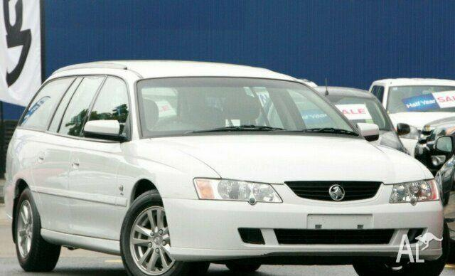 HOLDEN COMMODORE VY II ACCLAIM WAGON 4DR AUTO 4SP 3 8I 2004 for Sale