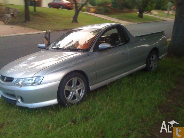 Holden Commodore Vyii 2004 For Sale In Camden New South