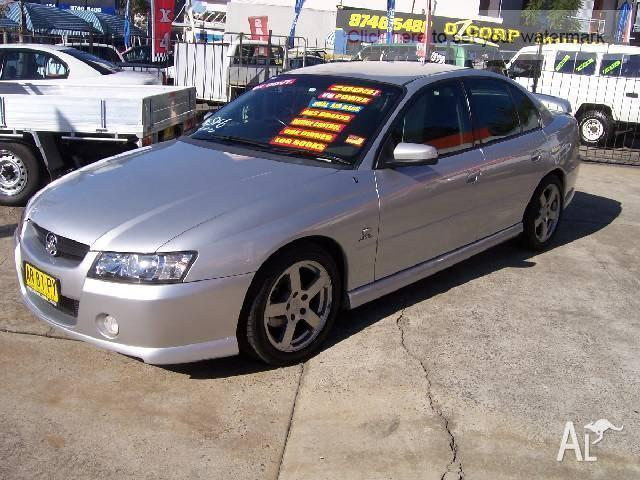 Holden Commodore vz sv6 for Sale in HOMEBUSH, New South Wales