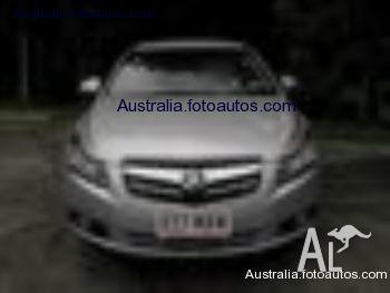 HOLDEN Cruze--CDX--JG--Sedan 2010, Adelaide