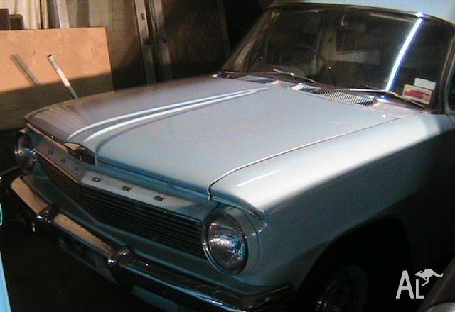 Holden EJ  1963