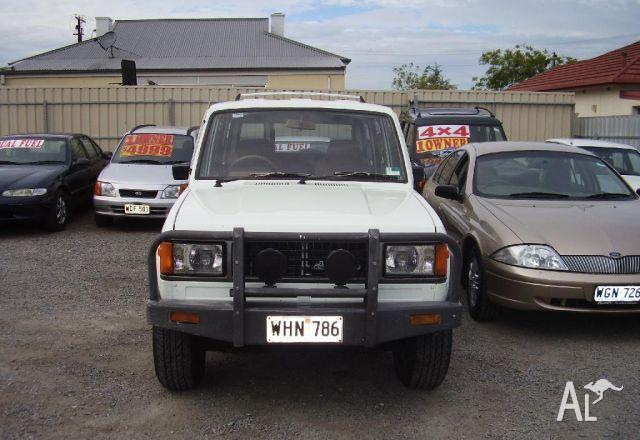 Holden Jackaroo Rigout 4x4 1990 For Sale In Rosewater