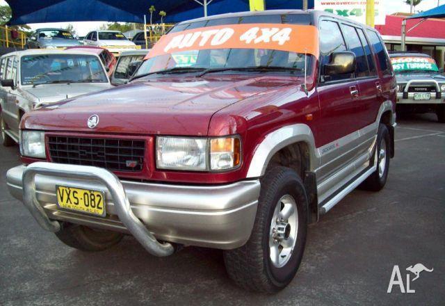 Holden Jackaroo Se Lwb  4x4  1997 For Sale In Clontarf