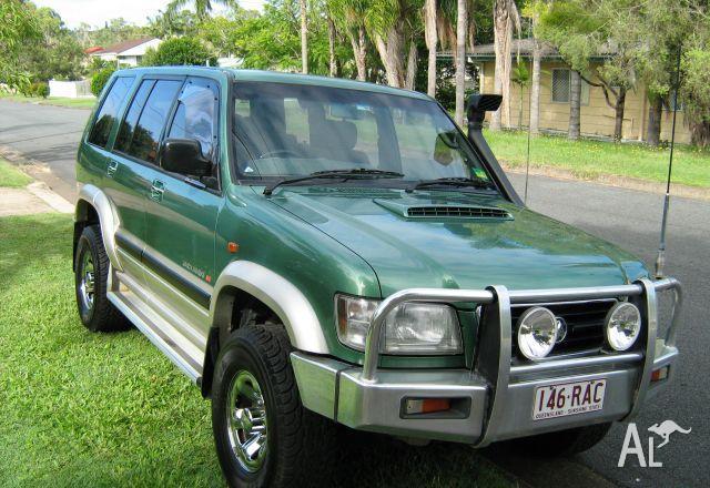 Holden Jackaroo U8 2001 For Sale In Capalaba Queensland
