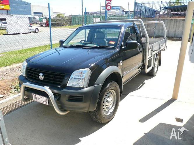 Holden Rodeo 2006 4x4 Ute Single Cab For Sale In Clontarf