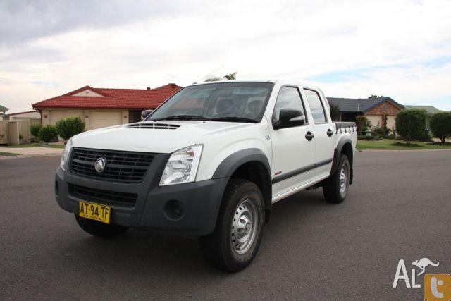 Holden Rodeo Ra My08 2008 For Sale In Rutherford New