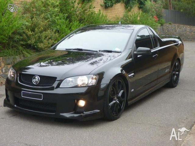 Hard Mats For Cars >> Holden ss ve ute - 6 litre 6 speed -08 for Sale in CANBERRA, Australian Capital Territory ...