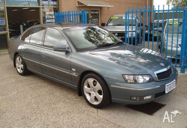 HOLDEN STATESMAN INTERNATIONAL WL   2005